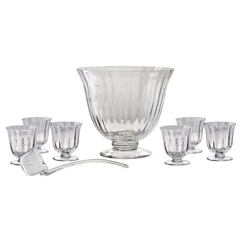 Artland 8pc Aspen Punch Bowl and Glasses Set - image 1 of 2