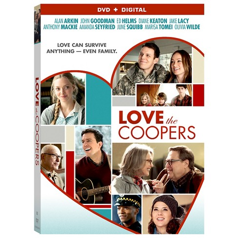 Love The Coopers (DVD) - image 1 of 1