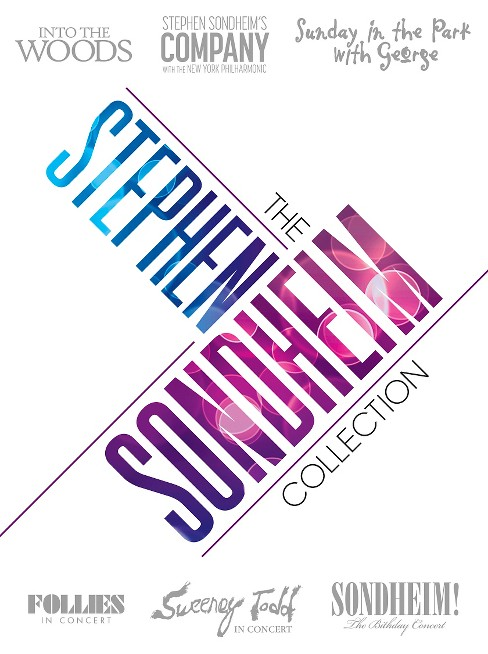 Stephen sondheim collection (DVD) - image 1 of 1