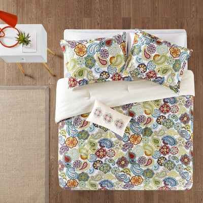 Tula Paisley Medallion Comforter Set