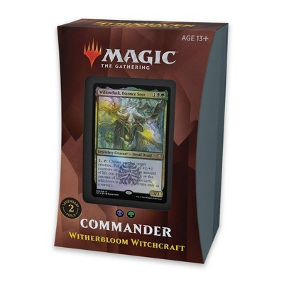 Magic:The Gathering Strixhaven Commander Deck Witherbloom