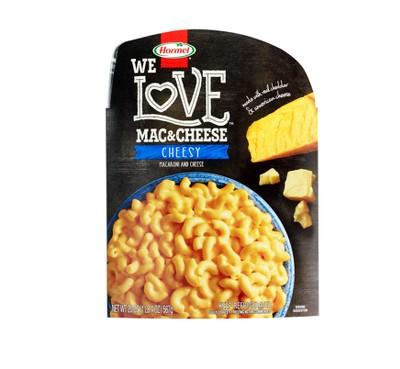 Hormel Vegetarian We Love Mac & Cheese - 20oz