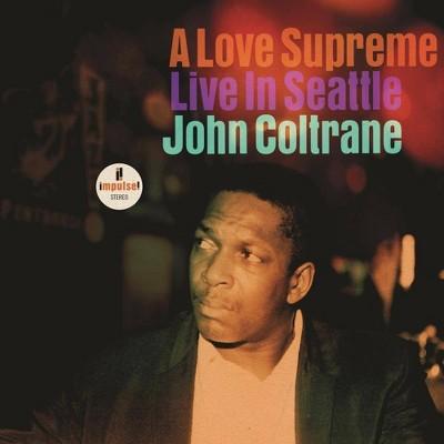 John Coltrane - A Love Supreme: Live In Seattle (2 LP) (Vinyl)