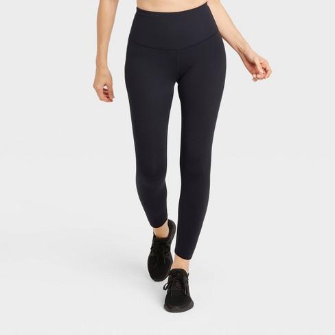 "Women's Premium Elongate Ultra High-Rise Curvy Leggings 25"" - All in Motion™ - image 1 of 4"