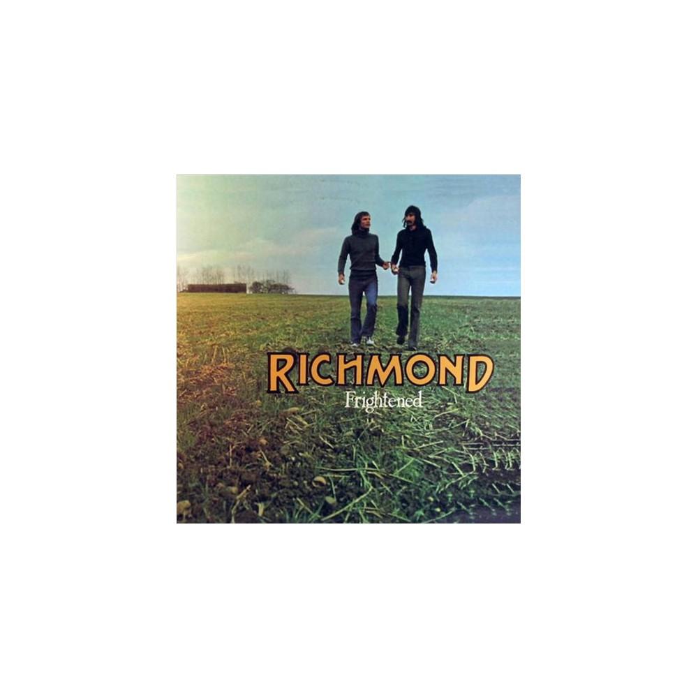 Richmond - Frightened (CD)