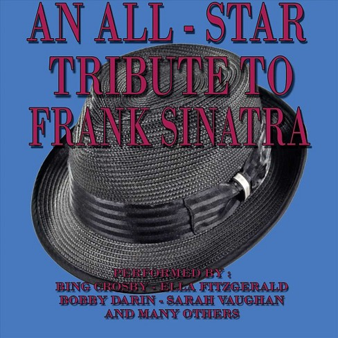 Various - All star tribute to frank sinatra (CD) - image 1 of 1