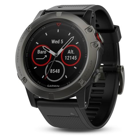 Garmin fenix 5X GPS Watch - image 1 of 4