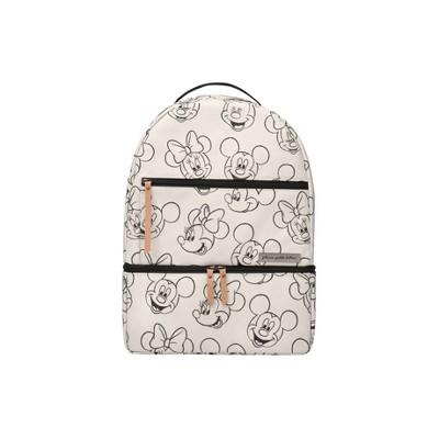 Disney Petunia Pickle Bottom Axis Backpack- Sketchbook Mickey & Minnie
