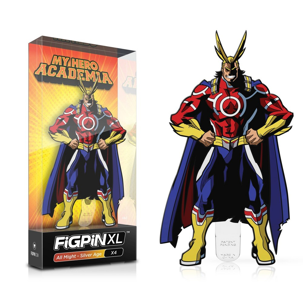 Image of My Hero Academia All Might FiGPiN XL