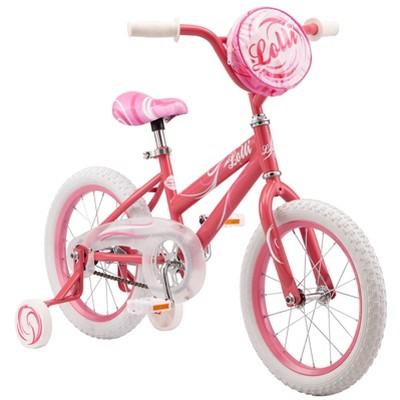"Pacific Cycle 16"" Kids' Bike - Pink"