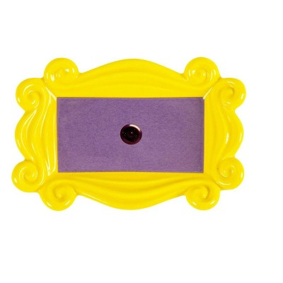Robe Factory LLC Friends Picture Frame Replica Ceramic Trinket Tray | 4 x 6 Inches