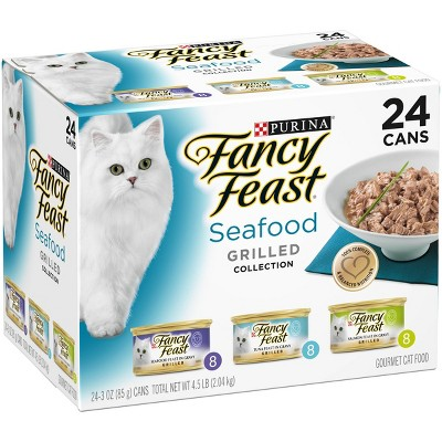 Cat Food: Fancy Feast Grilled