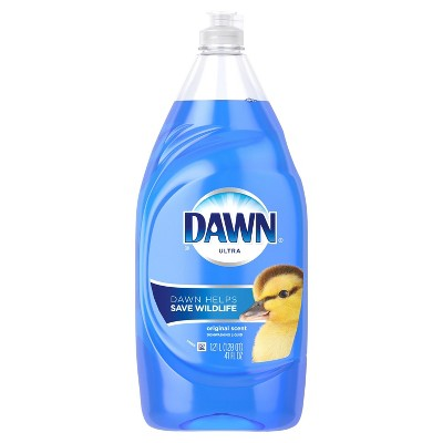 Dawn Ultra Dishwashing Liquid Dish Soap Original Scent - 41oz