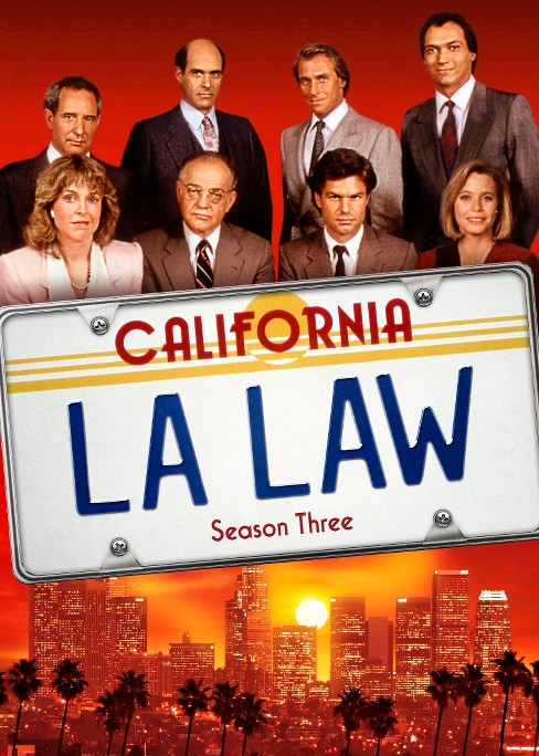 La law:Season three (DVD) - image 1 of 1