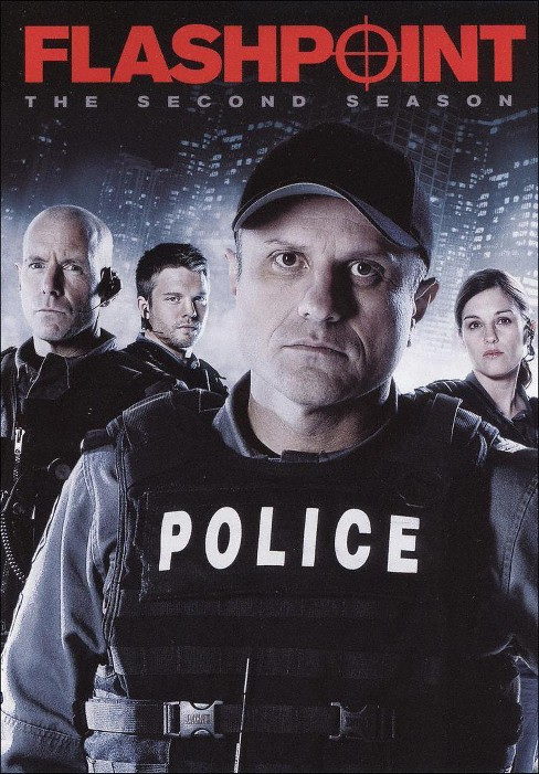 Flashpoint:Second Season (DVD) - image 1 of 1