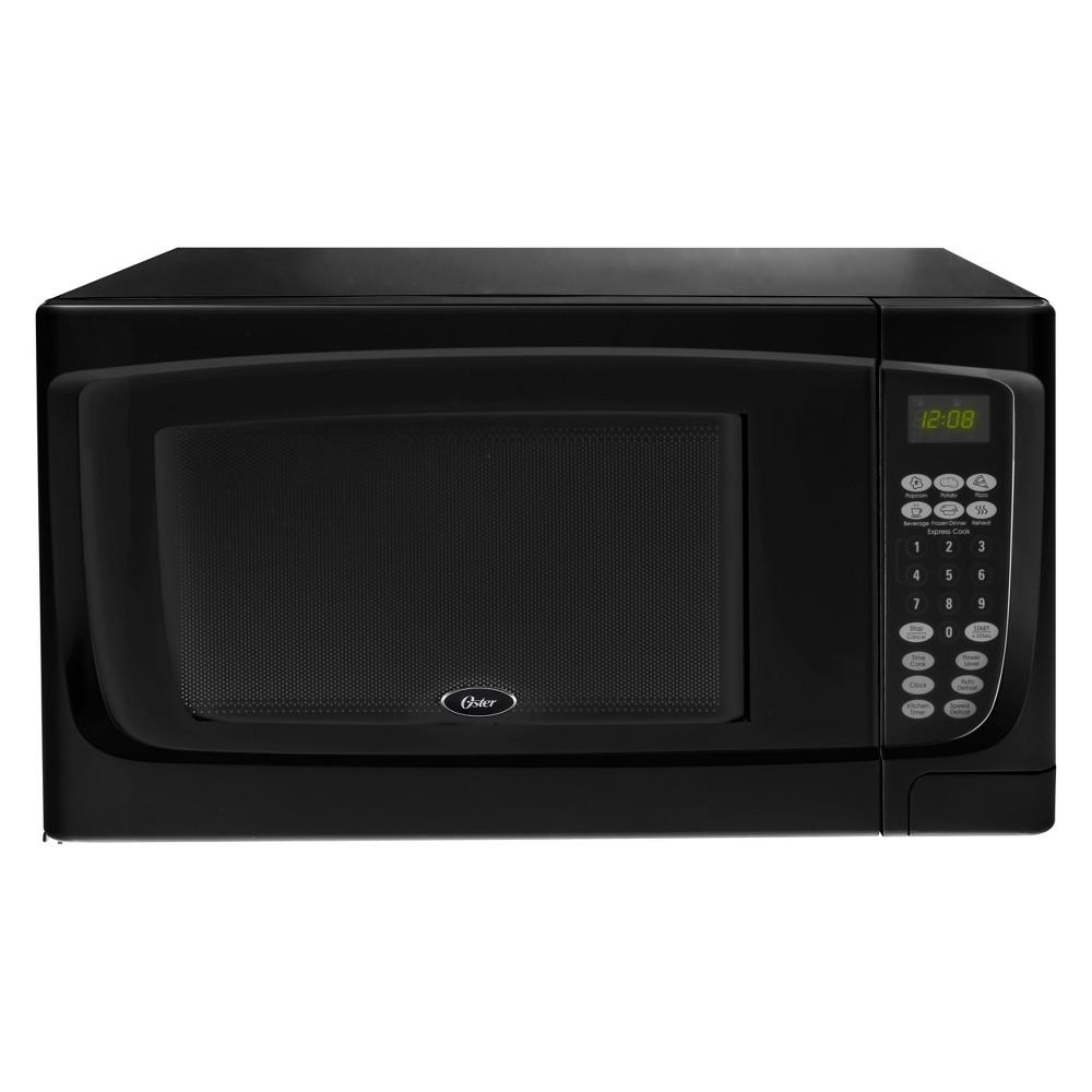Oster 1.6 cu ft 1100W Microwave - Black OGCMR416BK-11