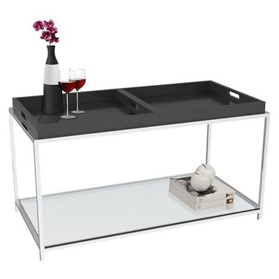 Coffee Table Black - Johar Furniture