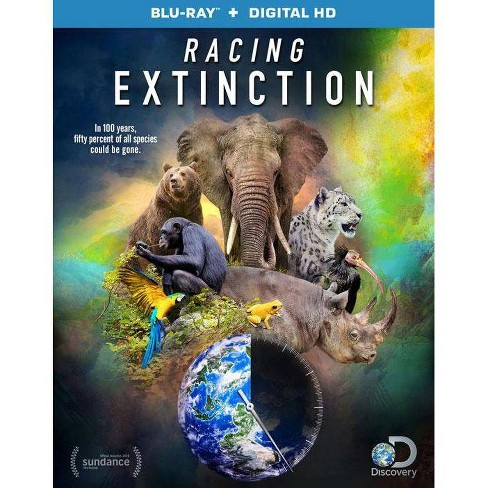 Racing Extinction (Blu-ray) - image 1 of 1