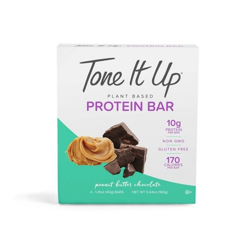 Tone It Up Protein Bar - Peanut Butter Chocolate - image 1 of 4