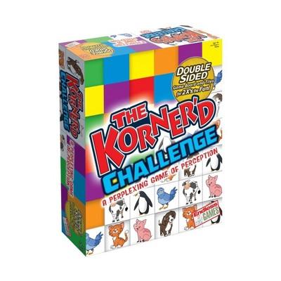The Korner'd Challenge Game
