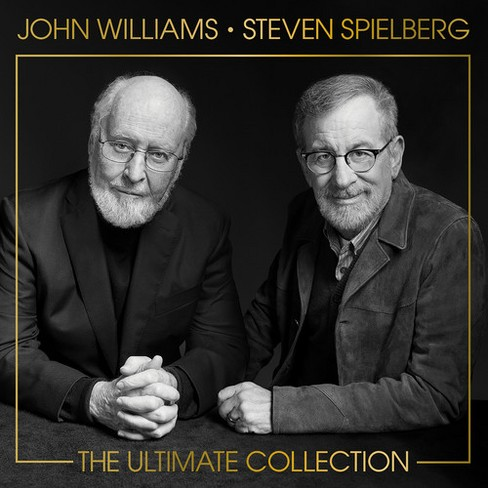 John Williams - Steven Spielberg/John Williams (Osc) (CD) - image 1 of 1