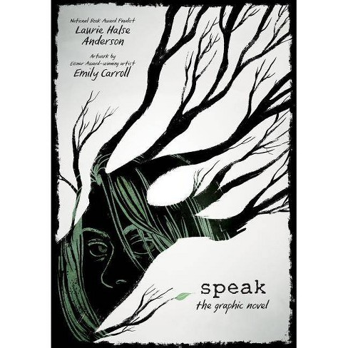 Speak -  by Laurie Halse Anderson (Hardcover) - image 1 of 1