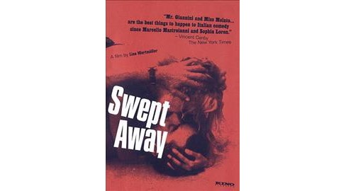 Swept Away (DVD) - image 1 of 1