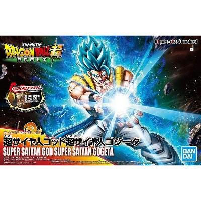Bandai Figure-Rise Dragon Ball Super Saiyan God Super Saiyan Gogeta Model Kit