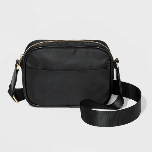Camera Crossbody Bag - A New Day™ - image 1 of 3