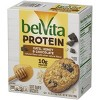 belVita Protein Oats Honey and Chocolate Breakfast Bars - 5ct - image 4 of 4