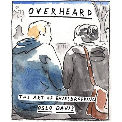 Overheard - by  Oslo Davis (Paperback) - image 1 of 1