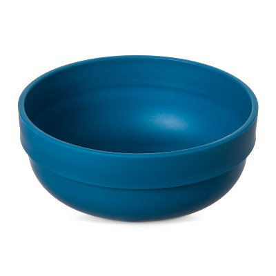 Plastic Kids Bowl 16oz Turquoise - Pillowfort™