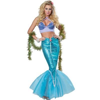 California Costumes Deluxe Mermaid Adult Costume