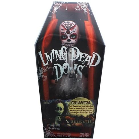 Mezco Toyz Living Dead Dolls Series 18, Urban Legends: Calavera - image 1 of 1