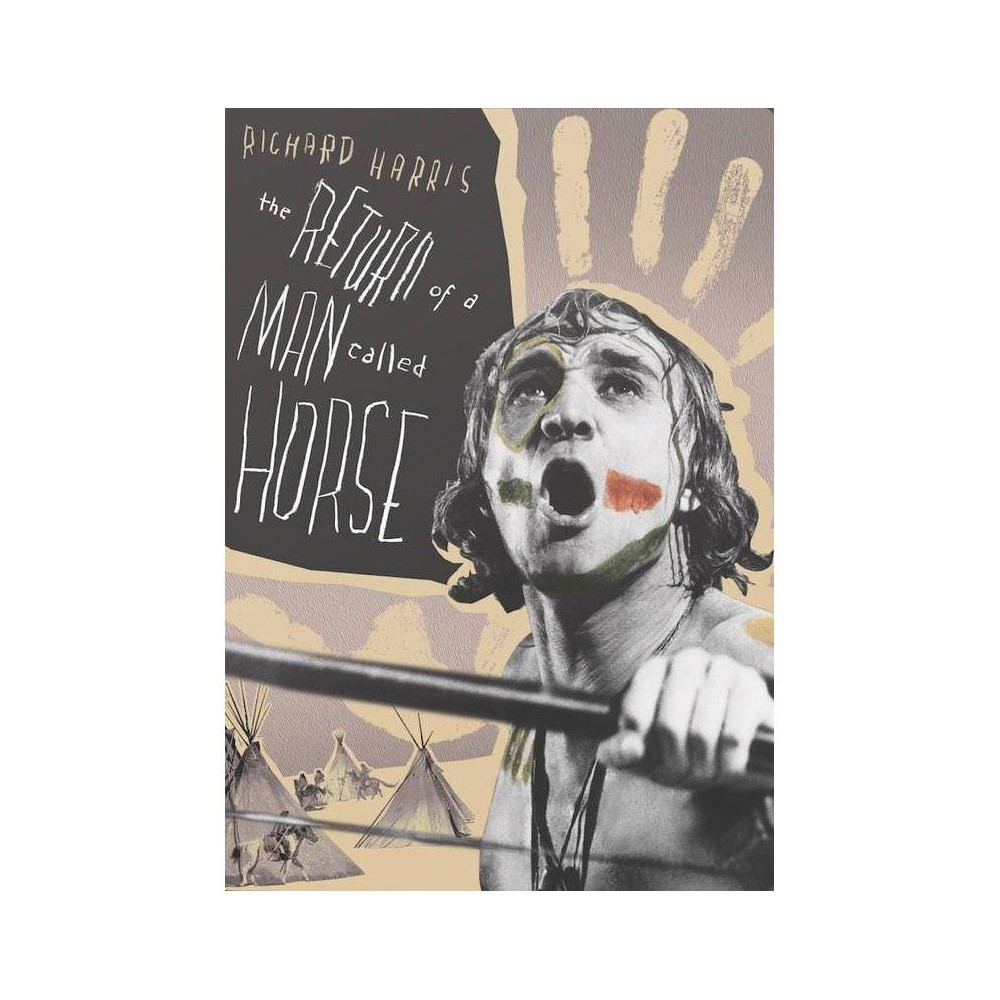 The Return Of A Man Called Horse Dvd