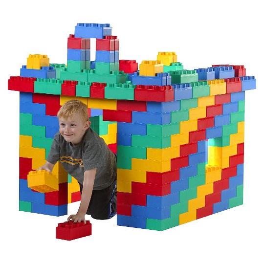 Kids Adventure Jumbo Blocks Jumbo Set - 192 Piece image number null