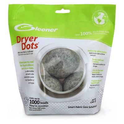 Gleener 3 Pk Dryer Balls