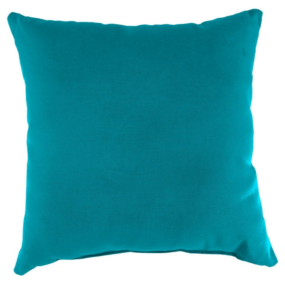 Image of Jordan Set of Accessory Toss Pillows - Davinci Turquoise