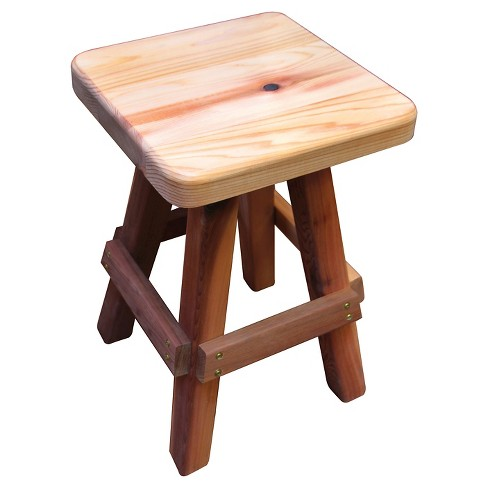 Swell Finished Wood Garden Stool Wood Gronomics Andrewgaddart Wooden Chair Designs For Living Room Andrewgaddartcom