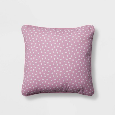 Dotted Square Throw Pillow - Pillowfort™