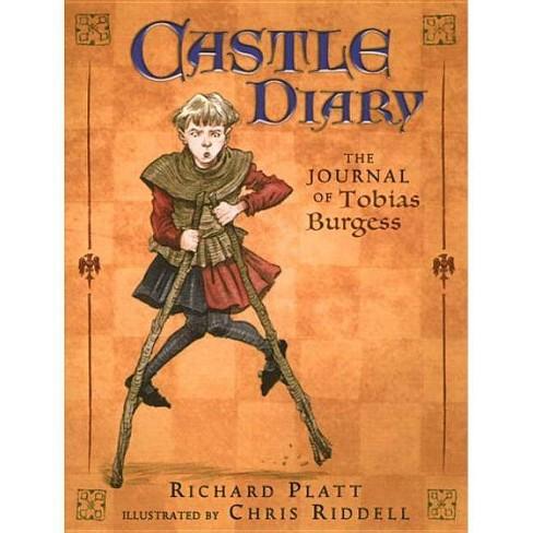 Castle Diary - by  Richard Platt (Paperback) - image 1 of 1