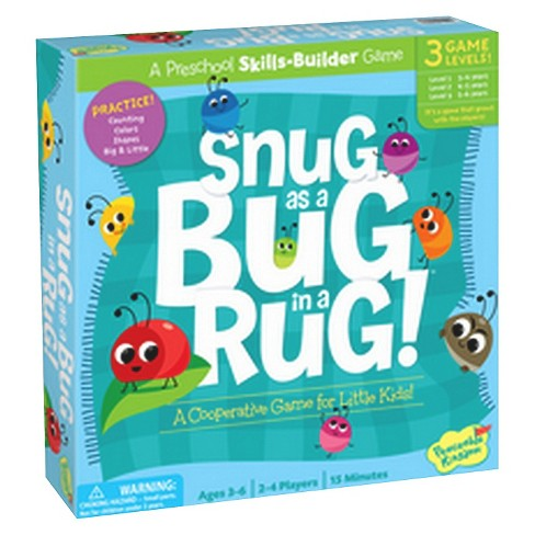 Snug as a Bug in A Rug! Cooperative Game - image 1 of 2