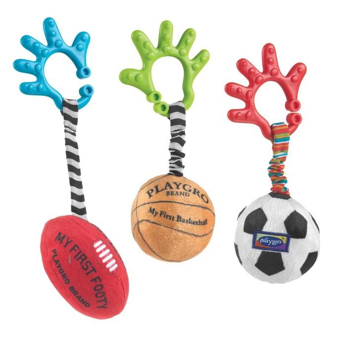 Playgro Baby Sports Balls - image 1 of 3