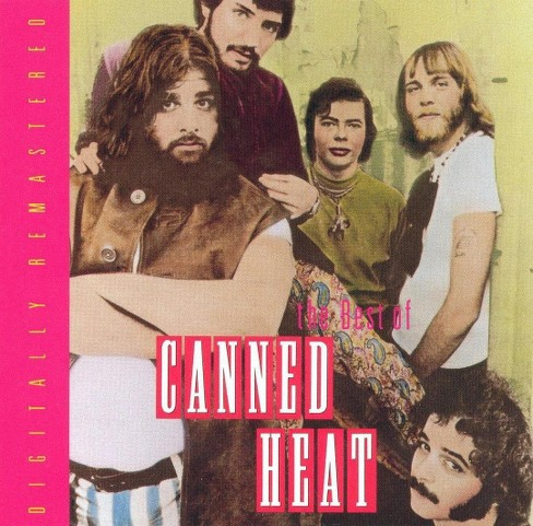 Canned heat - Best of canned heat (CD) - image 1 of 1