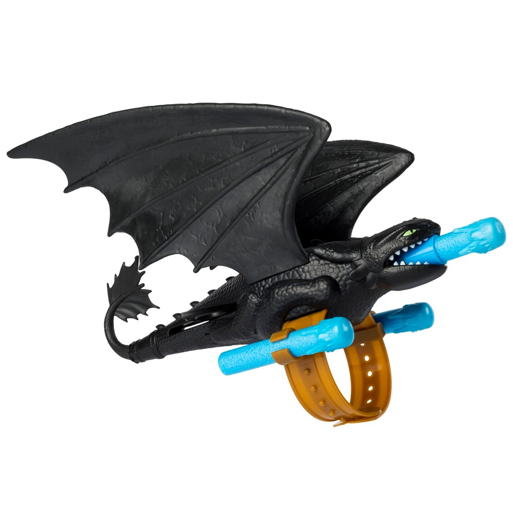 DreamWorks Dragons Toothless Wrist Launcher Role-Play Launcher Accessory