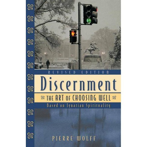 Discernment - by  Pierre Wolff (Paperback) - image 1 of 1