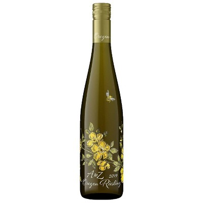A to Z Riesling White Wine - 750ml Bottle