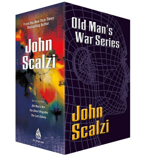 Old Man's War Series (Paperback) (John Scalzi) - image 1 of 1