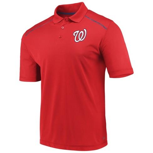 MLB Washington Nationals Men's Fan Engagement Polo Shirt - image 1 of 3