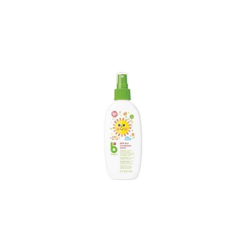 Babyganics Mineral-Based Baby Sunscreen Spray, SPF 50 - 6 fl oz - image 1 of 4